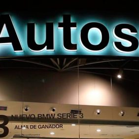 Presentación Serie 3 F30 en Autosa