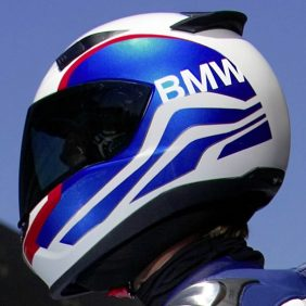 Casco BMW DoubleR