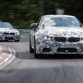 Información sobre el nuevo BMW M3 y M4
