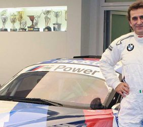Alex Zanardi regresa con BMW