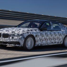 BMW Serie 7, el primer coche que aparca solo, revolucionará el mundo del motor