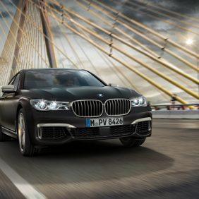 Conoce en 5 detalles el nuevo BMW M760Li xDrive