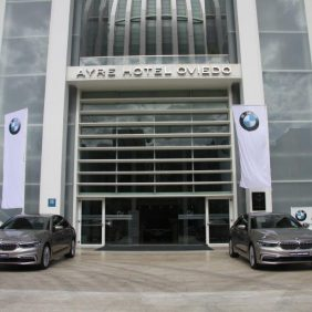 Autosa celebra la I Jornada de Responsabilidad Social Empresarial en Oviedo con el nuevo BMW Serie 5