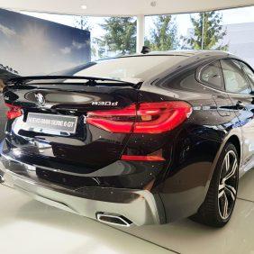 El lujo y la elegancia llegan a Autosa con el nuevo BMW Serie 6 Gran Turismo
