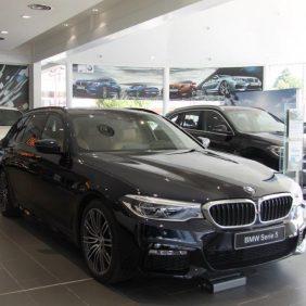 Autosa presenta el nuevo BMW Serie 5 Touring