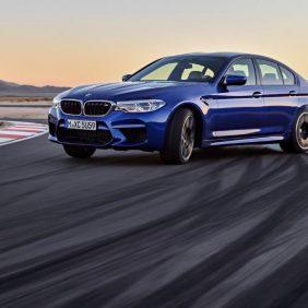 Muy pronto en Autosa se podrá ver el nuevo BMW M5, 600 CV de potencia máxima