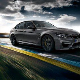 NUEVO BMW M3 CS, TAN SOLO DIEZ UNIDADES EN ESPAÑA Y AUTOSA CONTARÁ CON UNA DE ELLAS