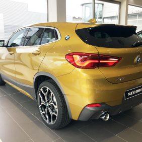Autosa ya cuenta con el nuevo, único y excepcional BMW X2