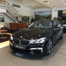 La exclusividad y el lujo llegan a Autosa de la mano del BMW  740D xDrive Individual