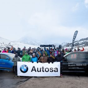 Autosa patrocina un año más en Manzana Split Festival 2018 con el nuevo BMW X2 y el nuevo BMW X3