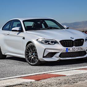 El nuevo BMW M2 Competición se podrá ver en Autosa a finales de este año