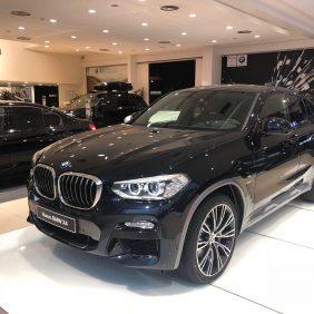 Autosa ya cuenta con el nuevo BMW X4