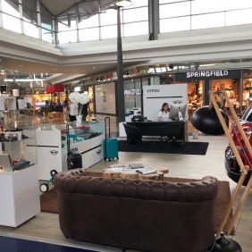 Autosa estrena Pop-Up de MINI en INTU Asturias