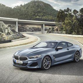 En Autosa, el nuevo BMW M 850 i xDrive