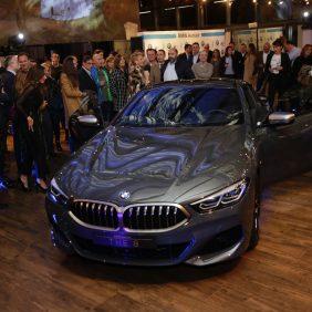 Autosa presenta el Serie 8 Coupé , el BMW X5 y la nueva gama de BMW i