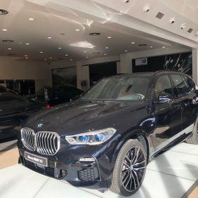 El nuevo BMW X5 ya está en nuestra exposición