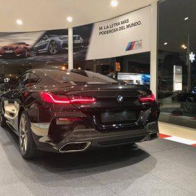 Llega a Autosa el esperado BMW M850 i xDrive, diseñador para emocionar.