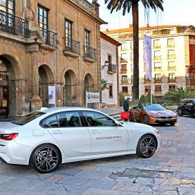El nuevo BMW Serie 3, el nuevo BMW i8 Roadster y el BMW i3 S protagonistas en las III Jornadas de la empresa y su entorno jurídico organizadas por Autosa