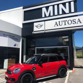 Autosa hace entrega del MINI Cooper SE Countryman ALL 4 Híbrido Enchufable