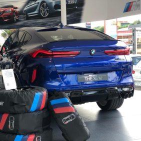 Autosa, presenta el nuevo y espectacular BMW X6 M